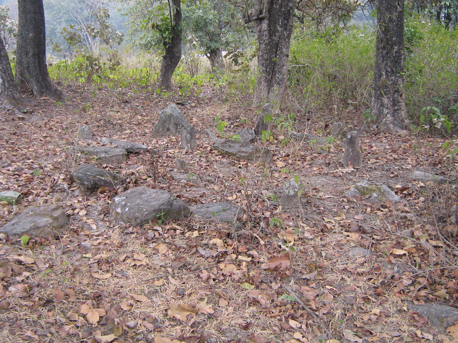 Megaliths of Bankheta Village Ramgarh