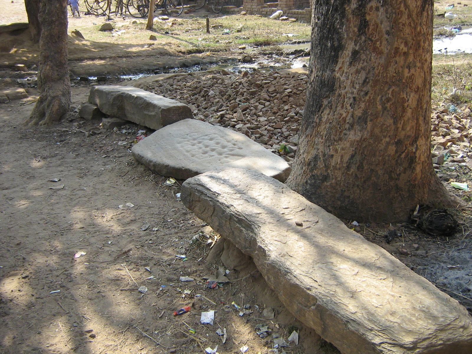 Megaliths of Halmaat Village Gola Ramgarh