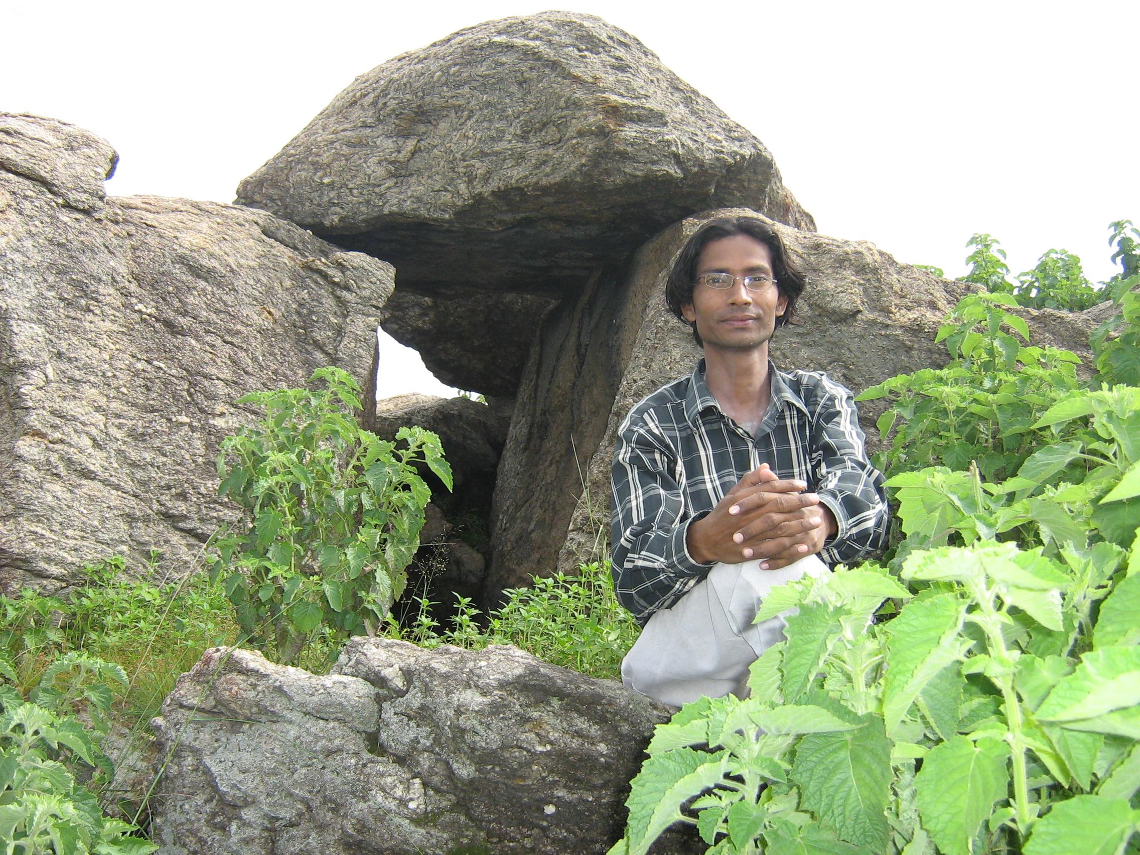 Megalith (Dolmen) of Chitarpur Village Ramgarh