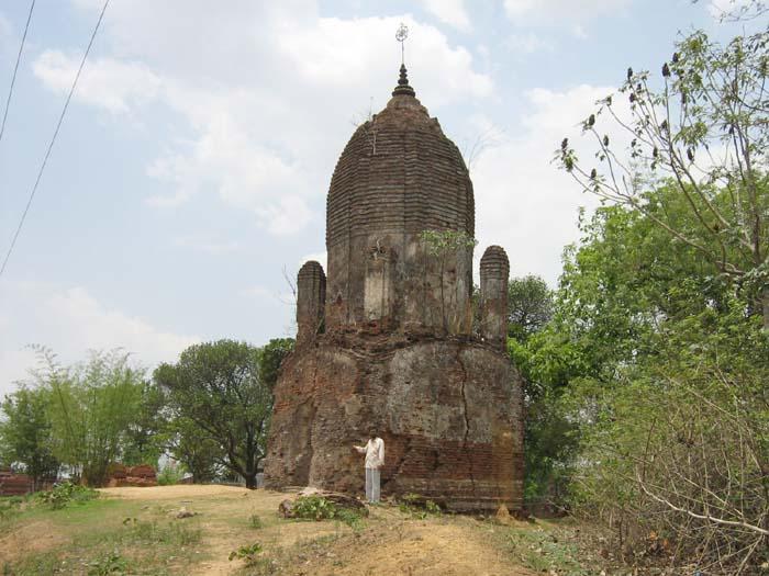 Mandir of Marang Mircha Ramgarh