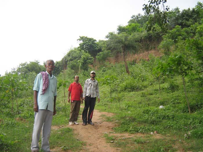 Mound of Ramgarh Raja , Ramgarh