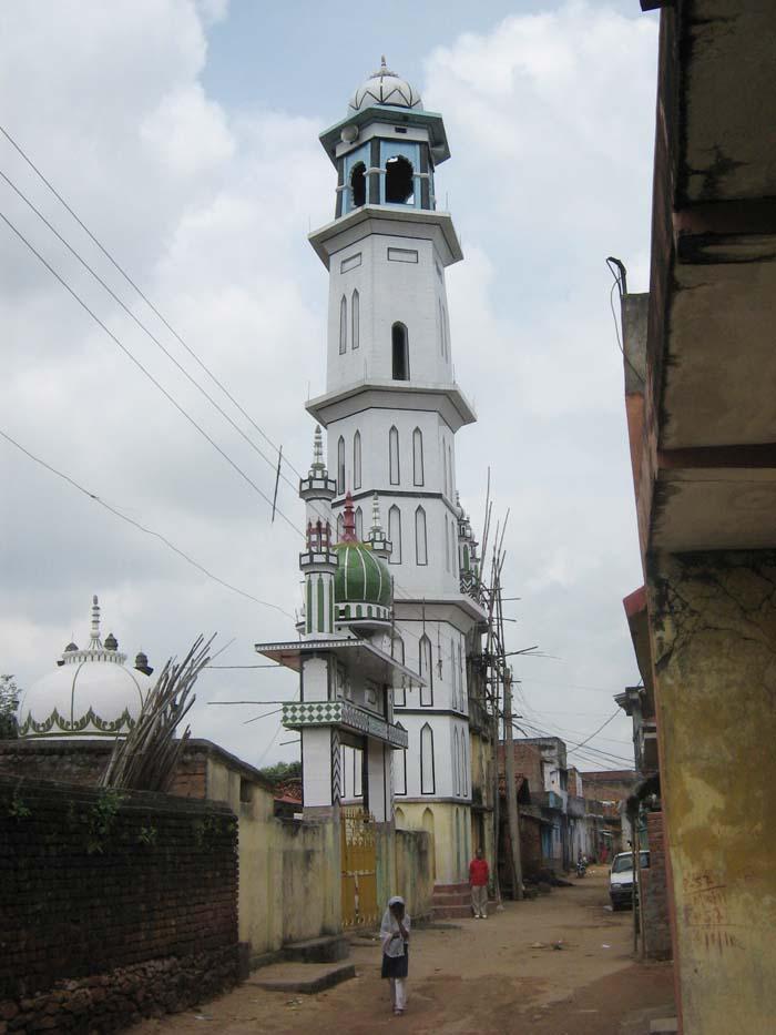 Minar of Masjid of Chari Gola