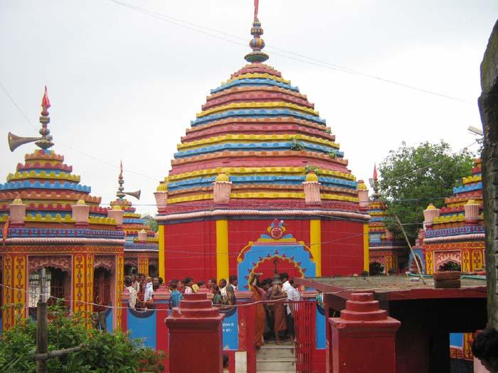 Chhinmastika Mandir Rajrappa Gola