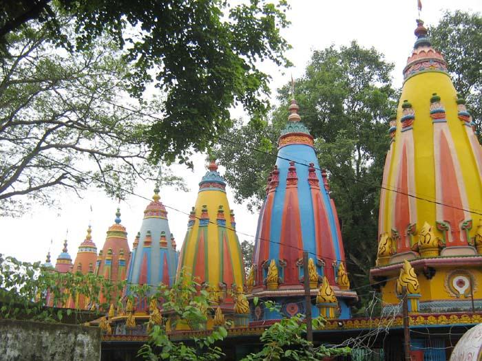 Ashtak Mandir Rajrappa Gola
