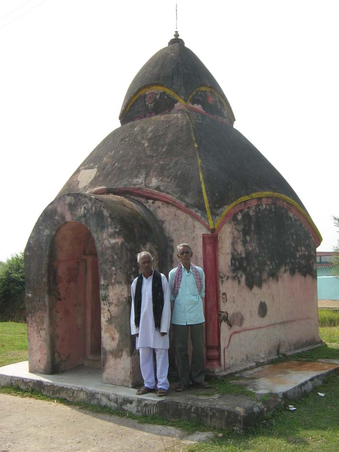 Mandir of Siru Village