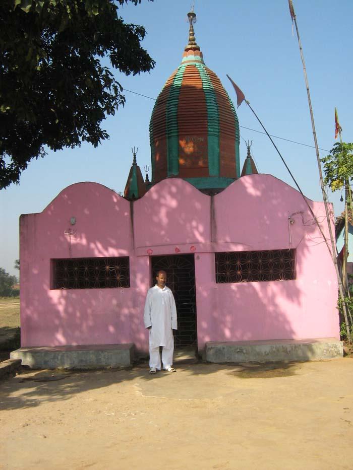 Mandir of Marang Mircha