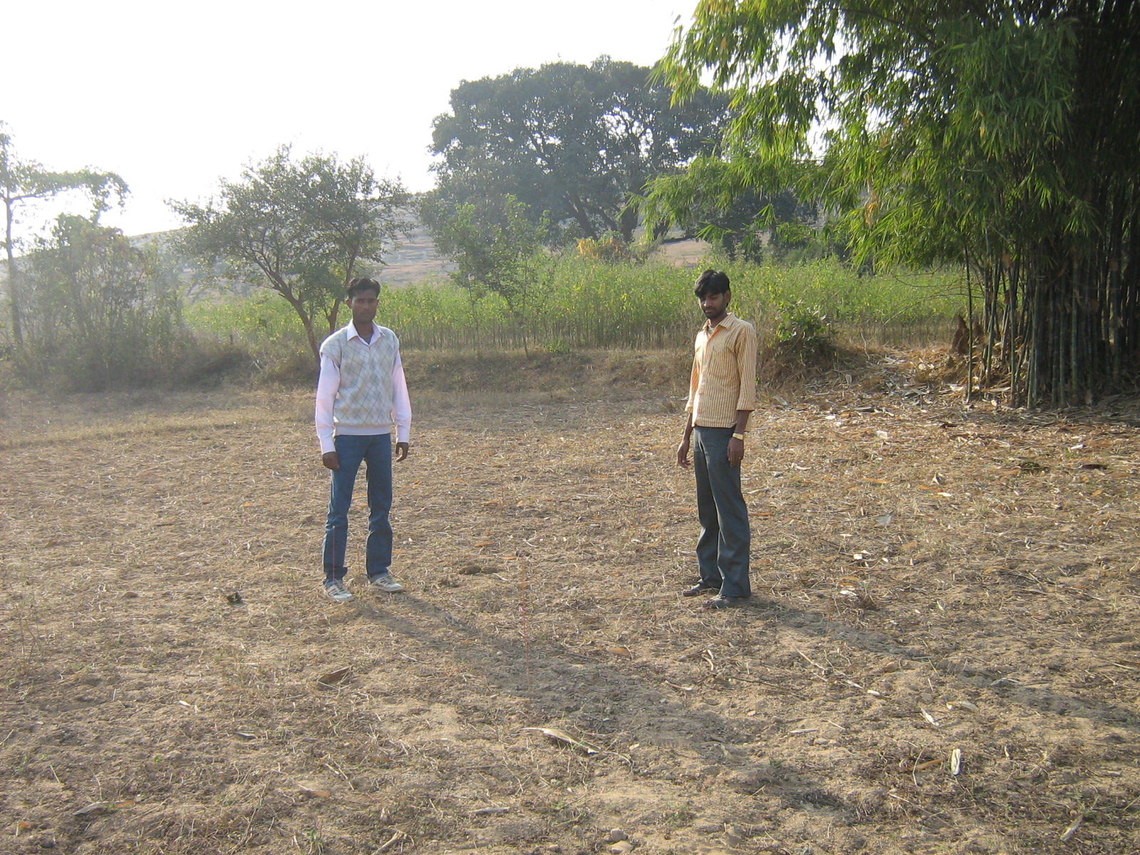 Prehistoric Stone Tool site Chitarpur