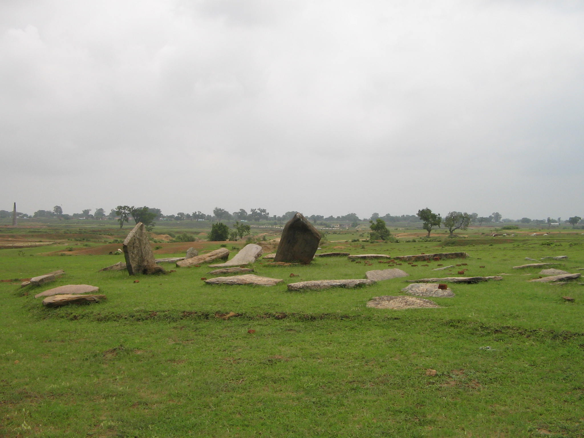 Megaliths of Bhaipur Village Ramgarh