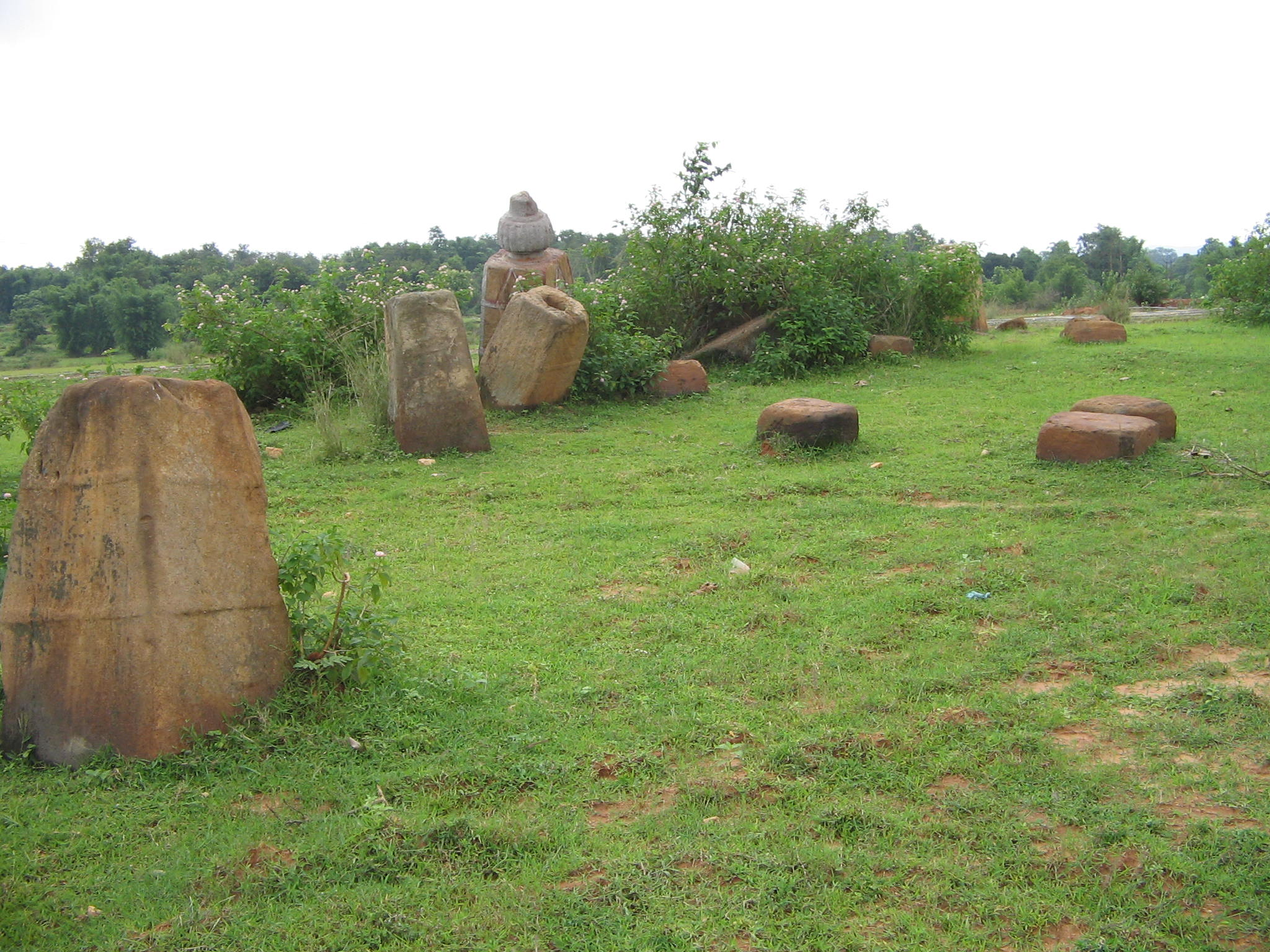 Megaliths of Huhuwa village Ramgarh