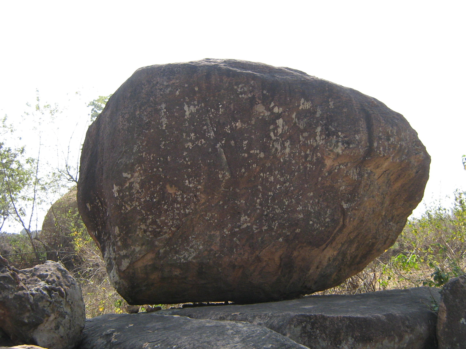 Megalith of Bhahu Village Ramgarh
