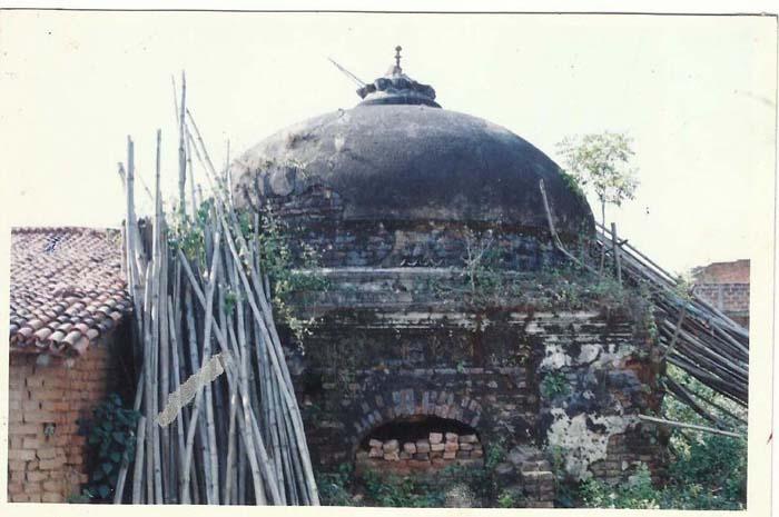 Tomb of Amirunnisa Chitarpur