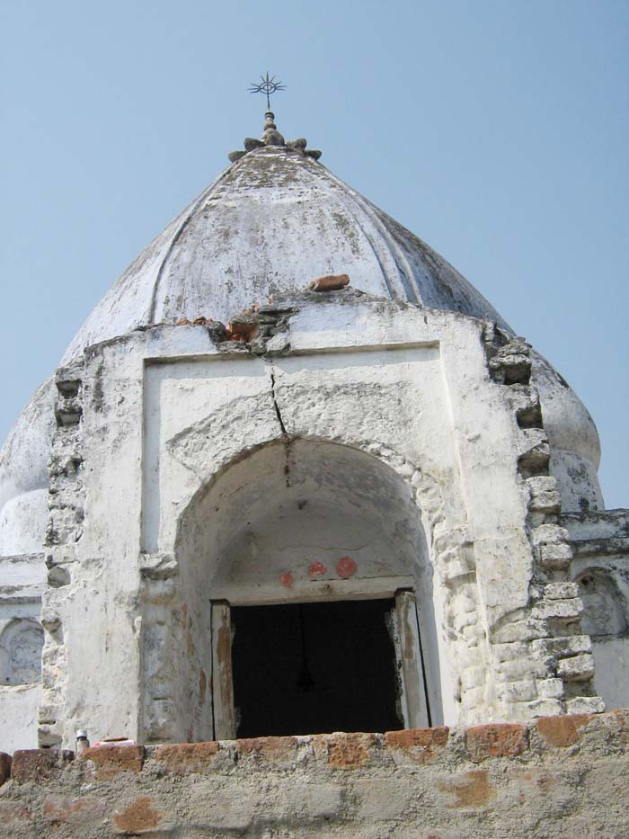 Mandir of Potamdaga Village
